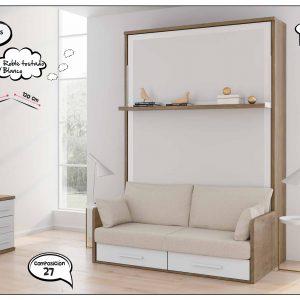CAMA VERTICAL