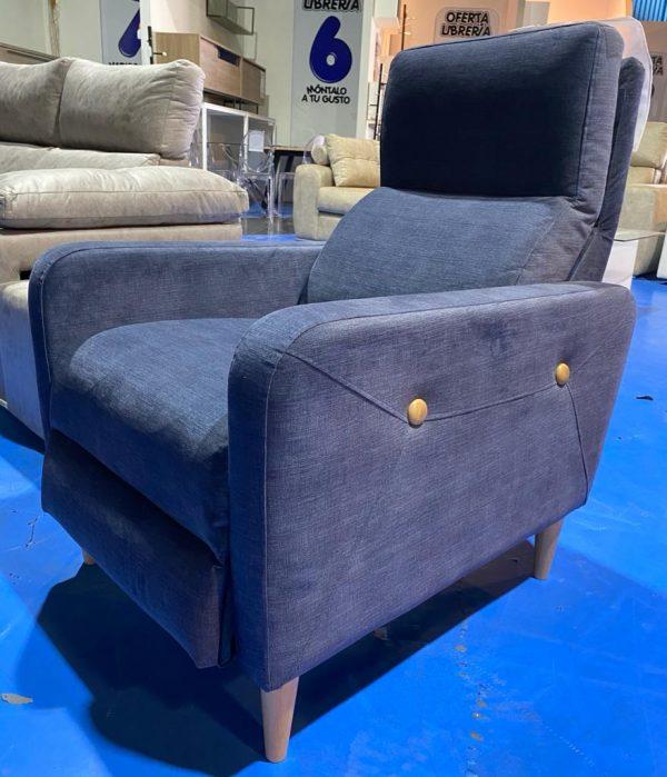 Butaca relax Silke · Sofás · MLC Muebles · Tienda de muebles · Tienda online · Tienda de muebles en Tenerife · Canarias