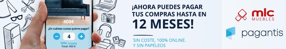 Financiación a medida · MLC Muebles · Tienda Online de mobiliario en Tenerife Sur · Islas Canarias