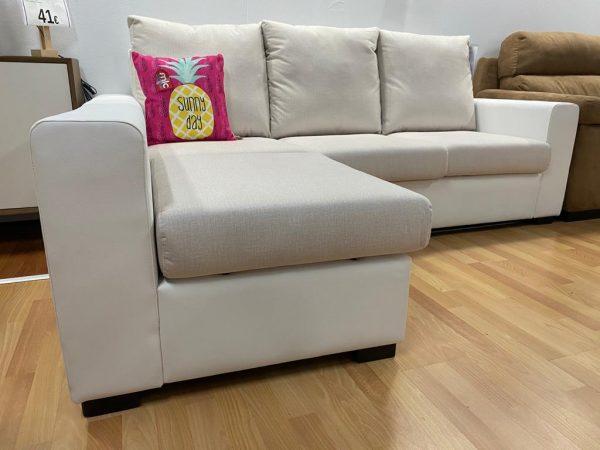 Sofá chaisse Longue · sofas · MLC Muebles ·Tienda de muebles para toda Canarias