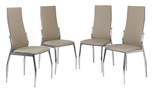 Pack sillas polipiel · Salones · MLC Muebles · Tienda de muebles online · Canarias
