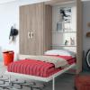 Cama abatible y armario · Cama abatible · Armario ·Dormitorio Juvenil · Dormitorios · Camas abatibles · MLC Muebles · Tienda de muebles · Tienda online · Tienda de muebles en Tenerife · Canarias