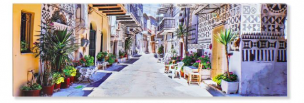 Cuadro Arabe · Decoración · MLC Muebles · Tienda de Muebles · Tienda Online · Tenerife · Canarias