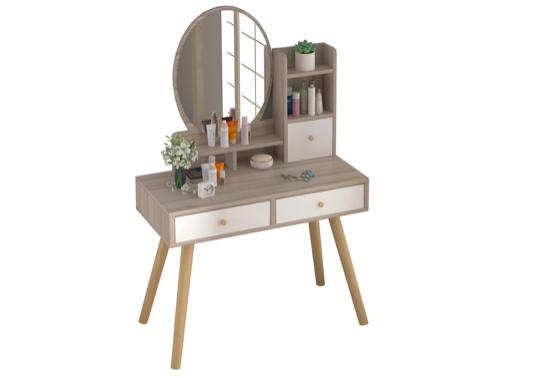 Tocador con espejo · Auxiliar · MLC Muebles · Tienda de Muebles · Tienda Online · Tenerife · Canarias